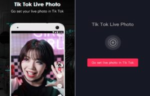 Как установить Tik Tok Wall Picture