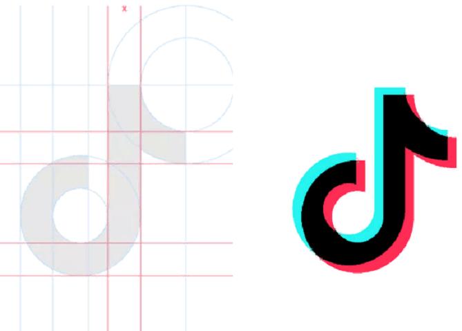 Логотип Тик Ток: история, изменения, вариации