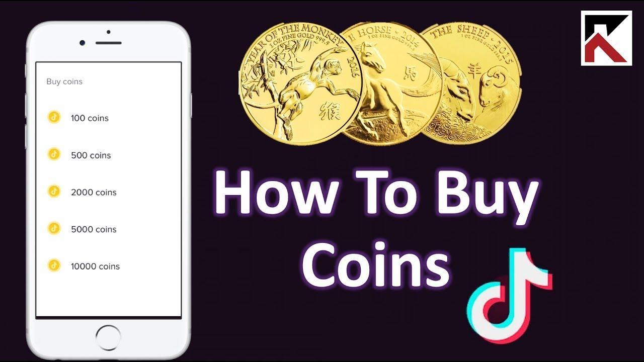 Как использовать Tik Tok coin