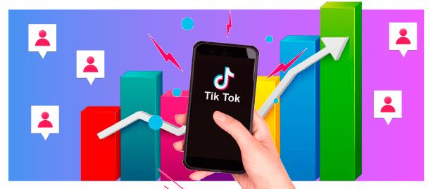 Массфолловинг и масслайкинг в TikTok