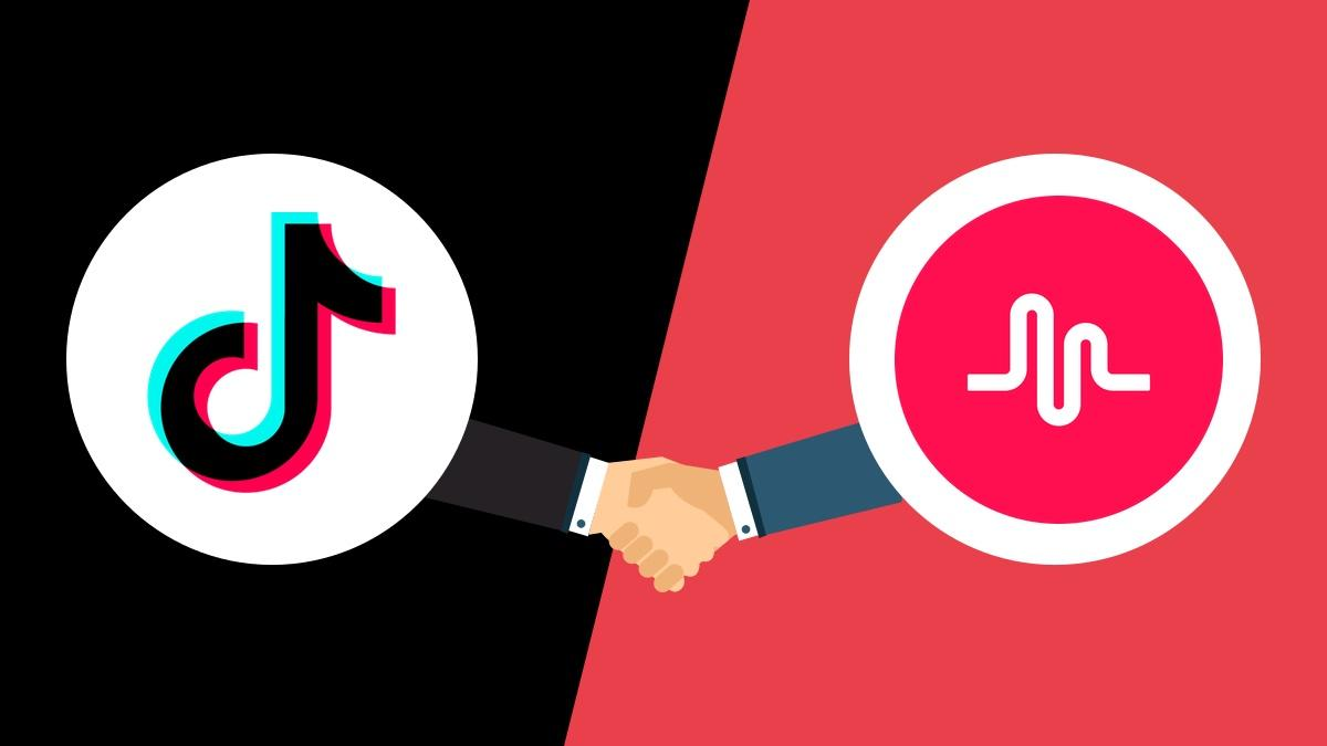 TikTok and Musical.ly