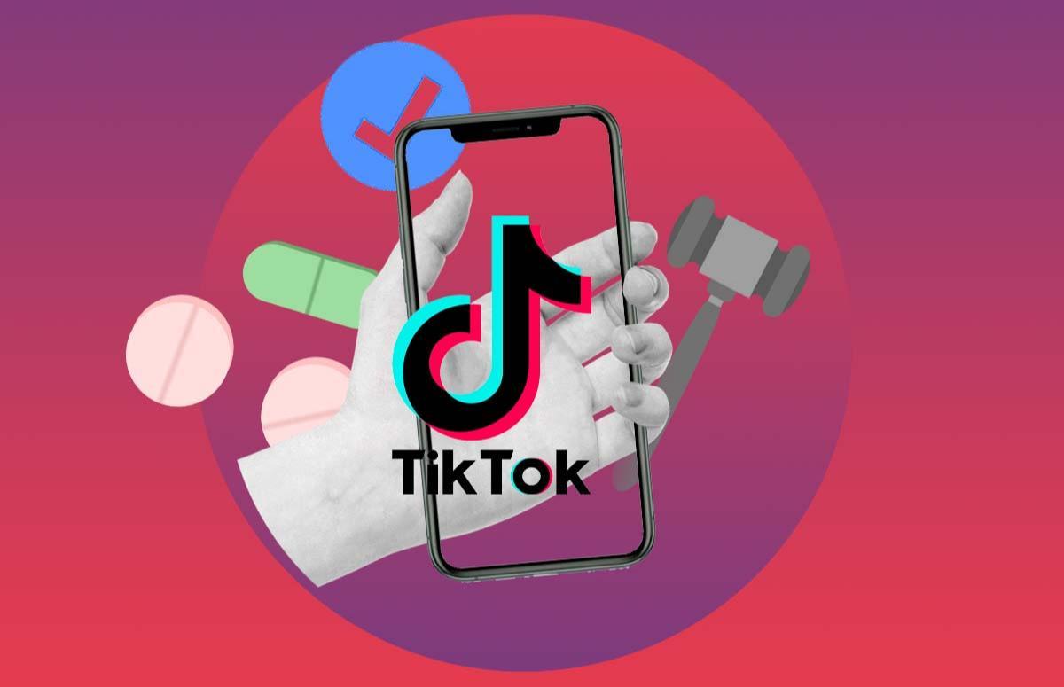 Картинки из TikTok и тиктокеры для раскраски