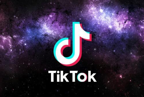 Пожелание спокойной ночи в виде открытки в ТикТоке