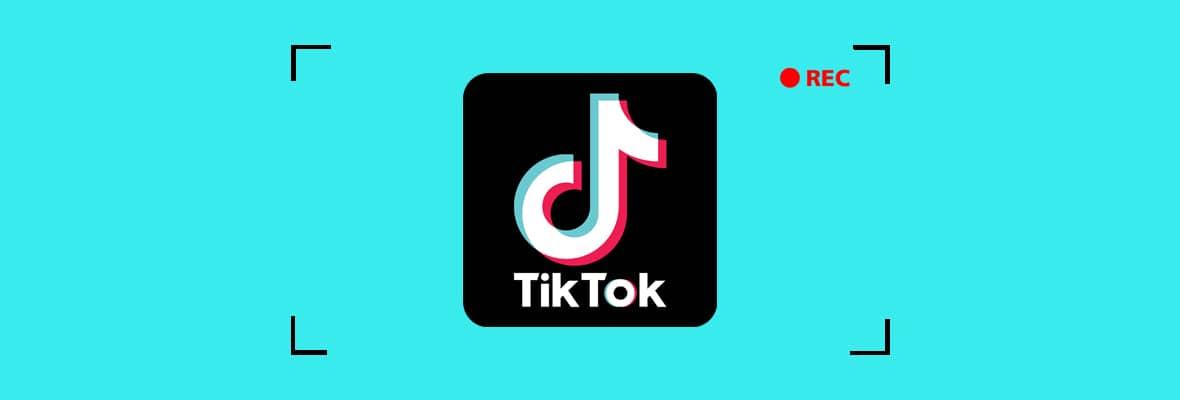 Замок на видео в TikTok: как поставить и снять