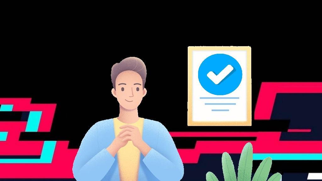 Галочка в аккаунте Тик Ток: как получить